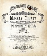 Title Page, Murray County 1908