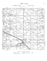 Lime Lake Township, Avoca, Des Moines River, Murray County 1961