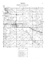 Murray Township, Currie, Lake Shetek, Buffalo Lake, Des Moines River, Murray County 1961