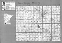 Index Map, Murray County 1992