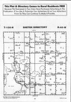 Map Image 006, Murray County 1992
