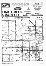 Map Image 011, Murray County 1992