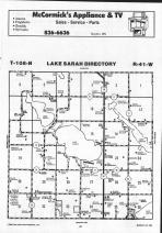 Map Image 034, Murray County 1992