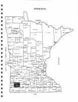 Minnesota State Map, Murray County 1999