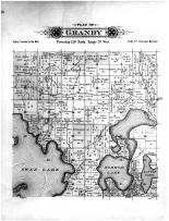 Granby Township, Swan Lake, Middle Lake, Nicollet County 1899