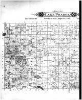 Lake Prairie Township, LaChaffelle, Myrick and Mayner's Addition to Redstone - Left, Nicollet County 1899