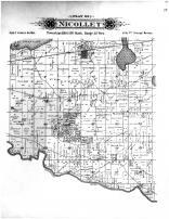 Nicollet Township, Nicollet County 1899