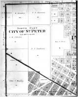 St. Peter City - North - Left, Nicollet County 1899