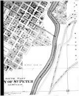 St. Peter City - South - Right, Nicollet County 1899