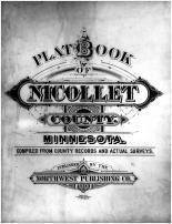 Title Page, Nicollet County 1899