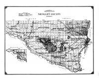 Nicollet County Topographical Map, Nicollet County 1913