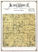 New Sweden Township, Nicollet County 1927