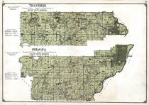 Traverse and Oshawa Township, Nicollet County 1927