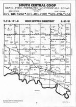 Map Image 001, Nicollet County 1992