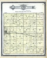 Olney Township, Nobles County 1914 Ogle