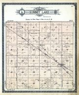 Summit Lake Township, Nobles County 1914 Ogle
