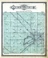 Worthington Township, Nobles County 1914 Ogle