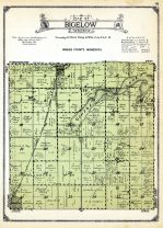 Bigelow Township, Nobles County 1926 Anderson