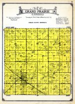 Grand Prairie Township, Nobles County 1926 Anderson
