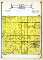 Hersey Township, Nobles County 1926 Anderson