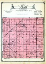 Lorain Township, Nobles County 1926 Anderson