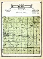 Olney Township, Nobles County 1926 Anderson