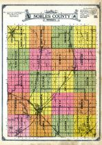 Topographical Mqp, Nobles County 1926 Anderson
