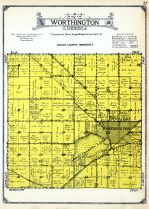 Worthington Township, Nobles County 1926 Anderson