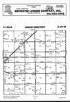 Map Image 026, Nobles County 1993
