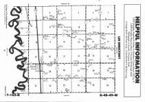 Map Image 047, Norman County 1992