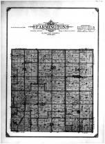 Farmington Township, Potsram, Olmsted County 1914