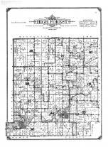 High Forest Township, Stewartville, Olmsted County 1914