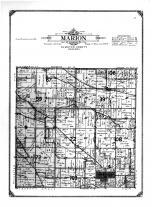 Marion Township, Olmsted County 1914
