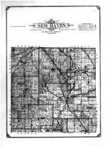 New Haven Township, Genoa, Douglas, Olmsted County 1914