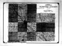 Olmstead County Topographical Map, Olmsted County 1914