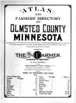 Title Page, Olmsted County 1914