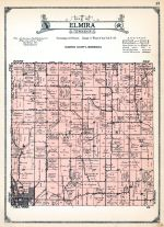 Elmira Township, Chatfield, Olmsted County 1928