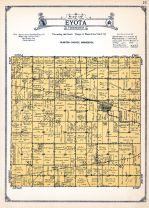 Etoya Township, Olmsted County 1928