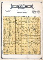 Farmington Township, Potsdam, Olmsted County 1928