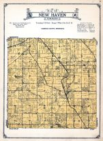New Haven Township, Genoa, Olmsted County 1928