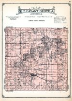 Pleasant Grove Township, Simpson, Olmsted County 1928