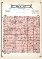 Rock Dell Township, Olmsted County 1928