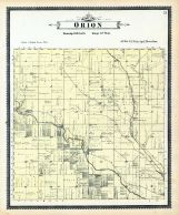 Orion, Olmsted County 1896