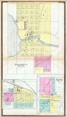 Oronoco, Byron, Dover, Olmsted County 1896