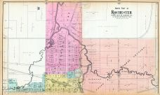 Rochester - North, Olmsted County 1896