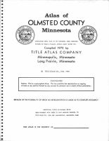 Title Page, Olmsted County 1970