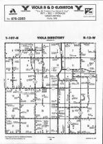 Map Image 001, Olmsted County 1992