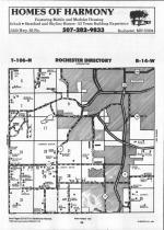 Map Image 007, Olmsted County 1992