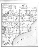 Amor Township, Otter Tail Lake, Otter Tail County 1884