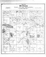 Butler Township, Otter Tail County 1884